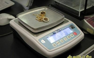 ¿Necesitas vender oro en Madrid? Pasa por La Milla de Oro tu compro oro en Madrid.