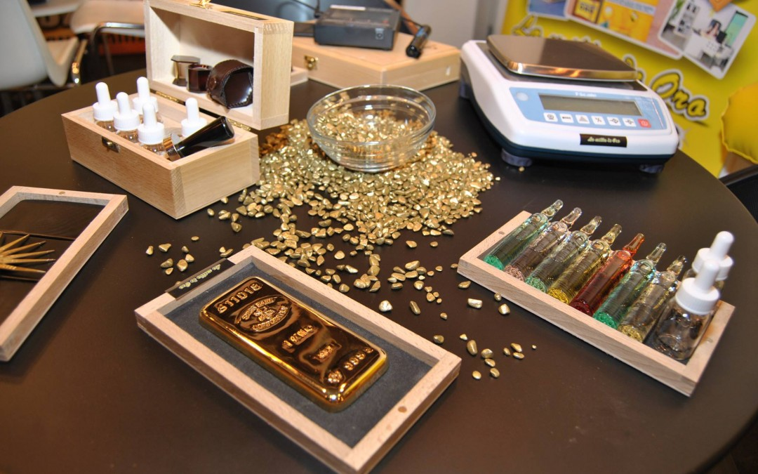 Encuentra tu compro oro en Ávila