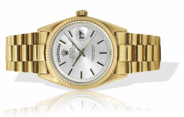 compramos relojes de oro
