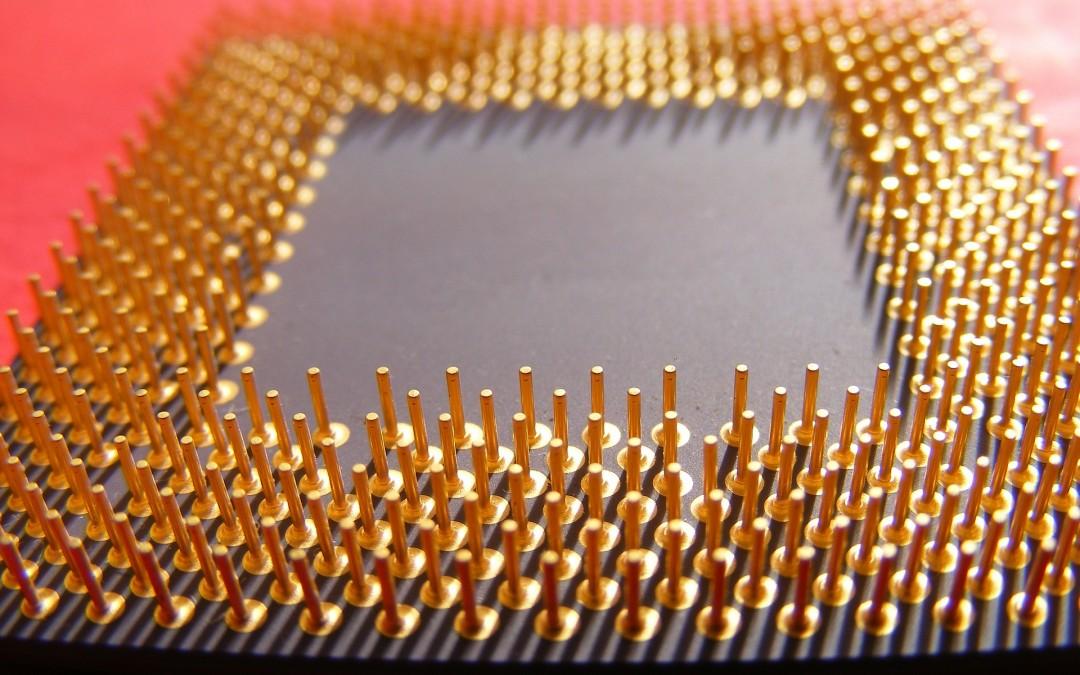 El oro y sus usos en la electrónica